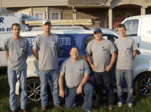 The Process of Installing Heating & Air Conditioning Units - ADA