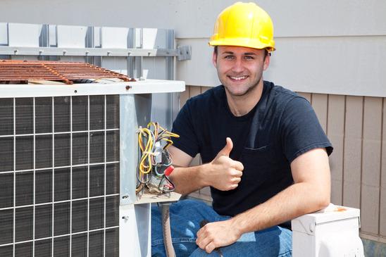 HVAC Air Conditioner Maintenance